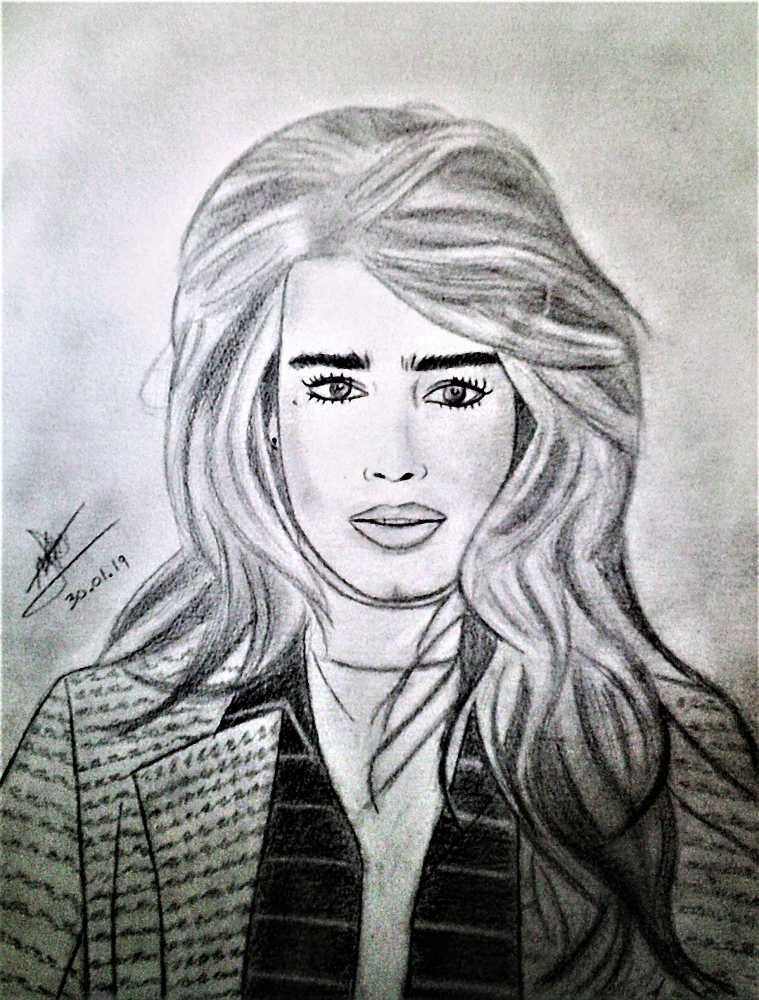 Brooke Shields by aline17